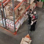 palletten van logistiekdirect.be